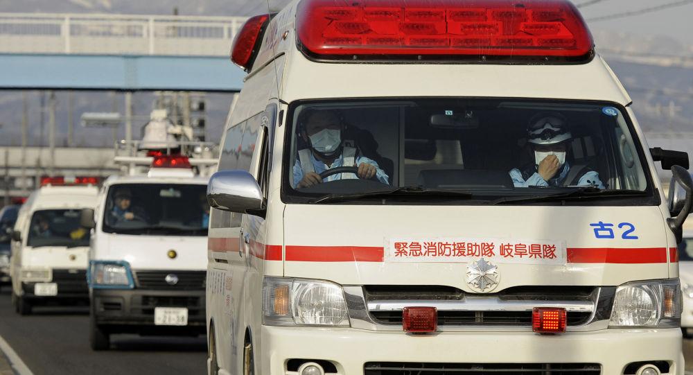 Japonskie pogotowie ratunkowe