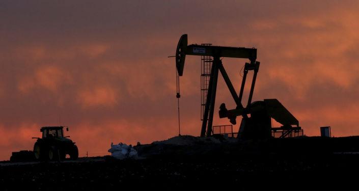 Wydobycie ropy w Texasie