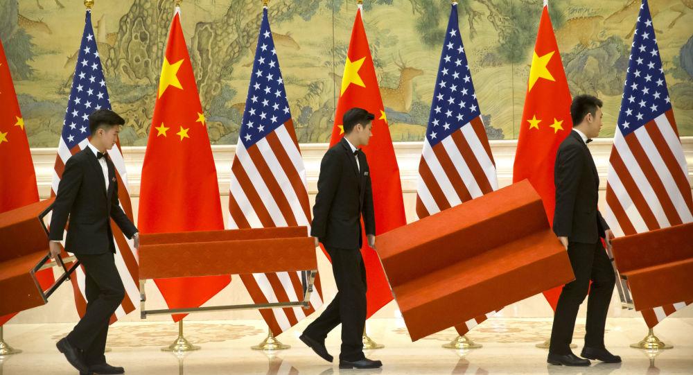 Przygotowania do negocjacji handlowych w Pekinie