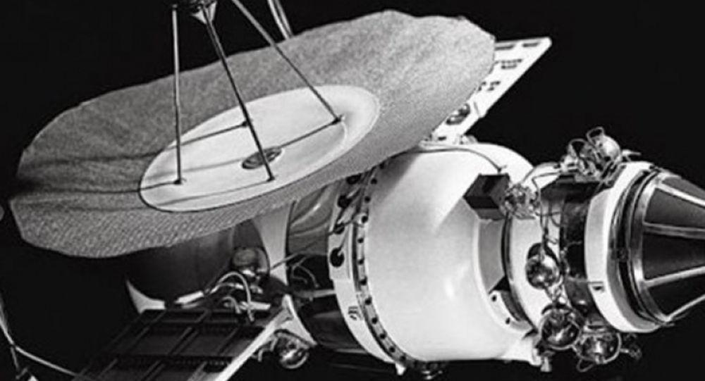 """Automatyczna międzyplanetarna stacja """"Kosmos-482"""""""