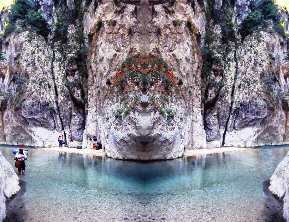 Rzeka Acheron w Grecji