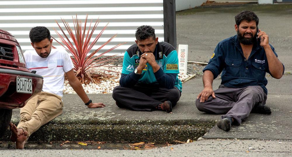 Strzelanina w Nowej Zelandii