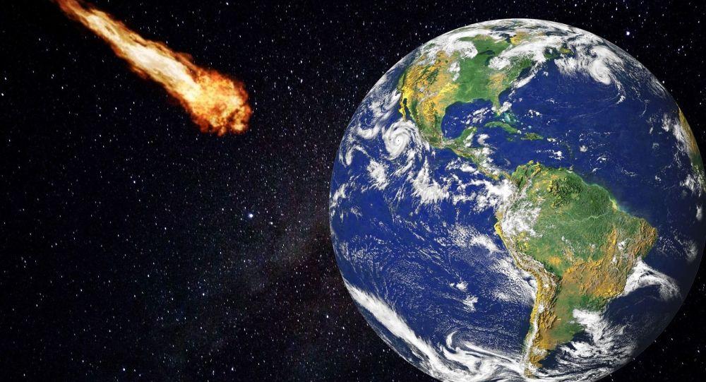 Kometa zbliża się do Ziemi