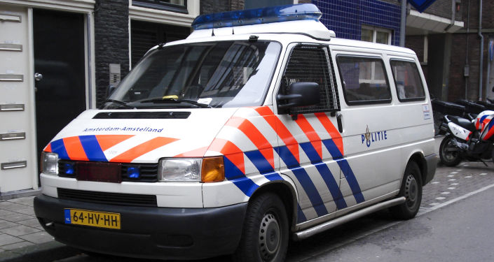 Wóz policyjny, Holandia