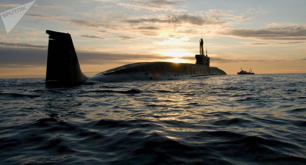 Atomowy okręt podwodny