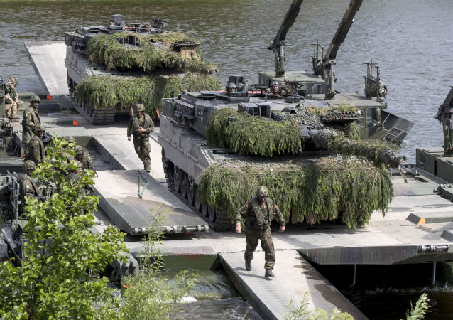 Szkolenia NATO na Litwie