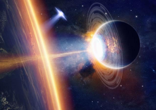 Planeta Nibiru oddziałuje na Ziemię
