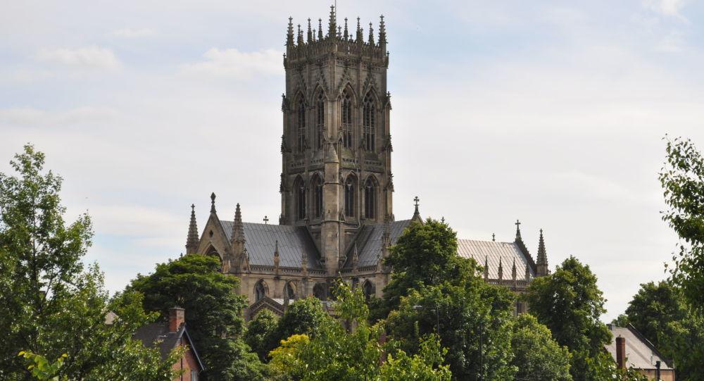 Kościół św. Jerzego, Doncaster, Wielka Brytania