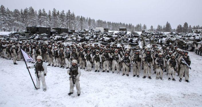 """Ćwiczenia """"Northern Wind - 2019"""", Szwecja"""