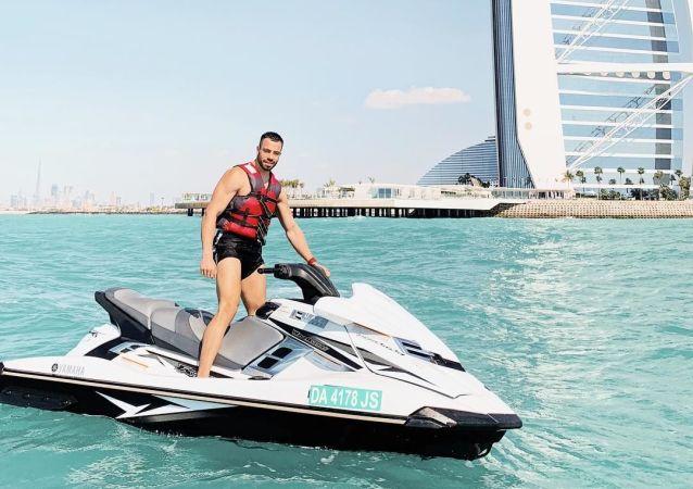 26-letni milioner Matthew Lepre z Sydney