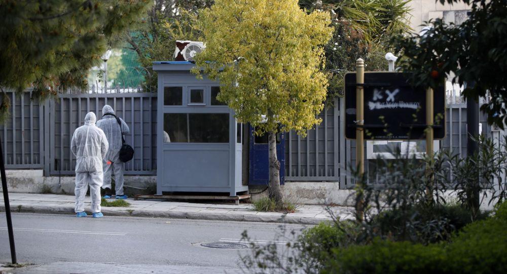 Granat, konsulat Rosji w Atenach