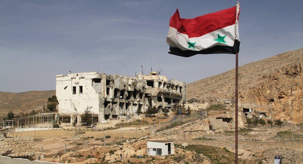 Maaloula, Syria