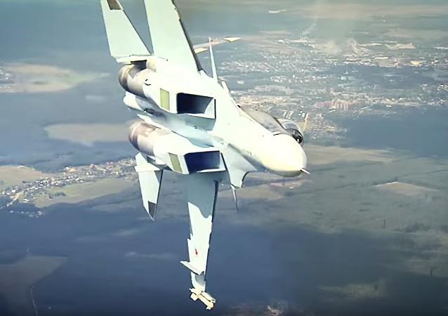Su-30SM – najleprzy myśliwiec na świecie