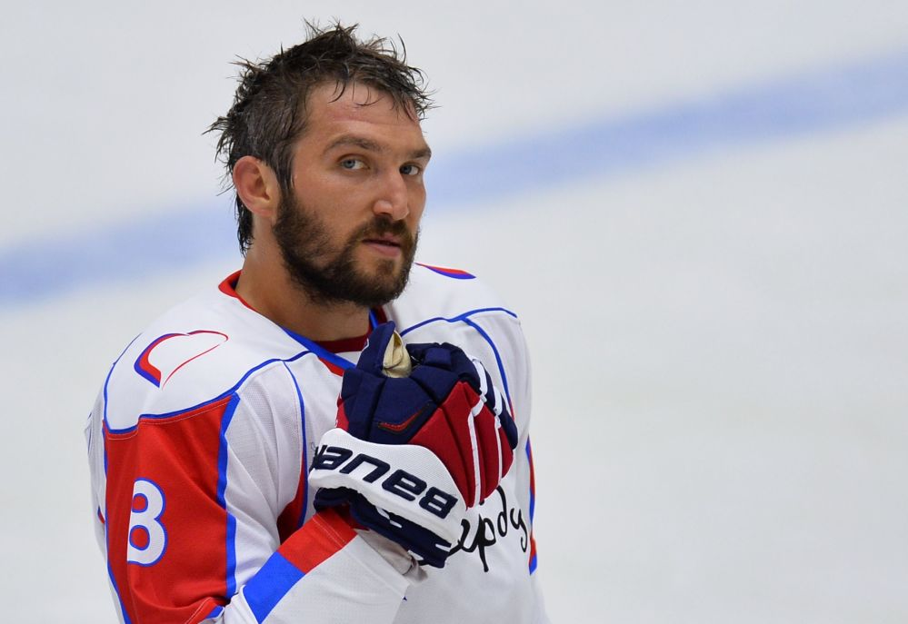 Gracz ekipy Kowalczuk Team Aleksander Owieczkin