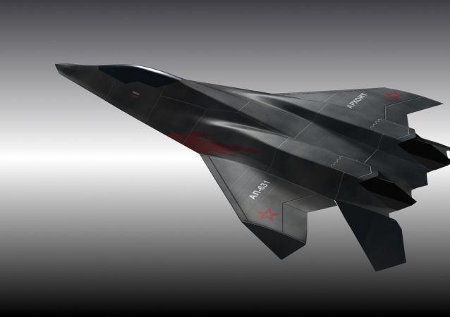 Rosyjski myśliwiec szóstej generacji