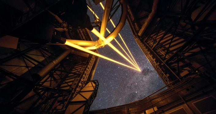 Bardzo Duży Teleskop ESO (VLTI)