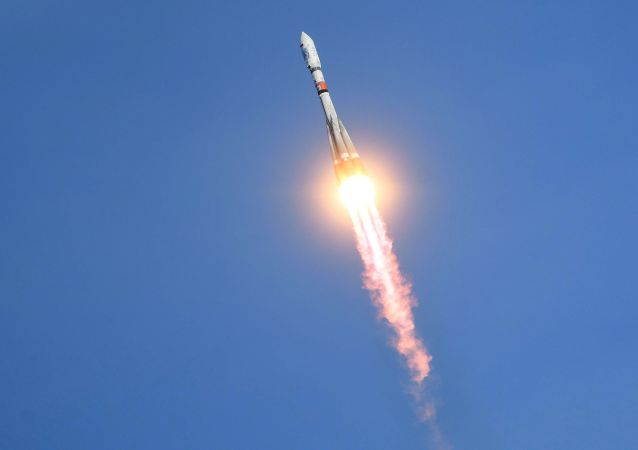 Start akiety Sojuz-2.1a