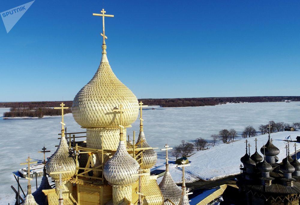 Cerkiew Przemienienia Pańskiego (XVIII wiek)