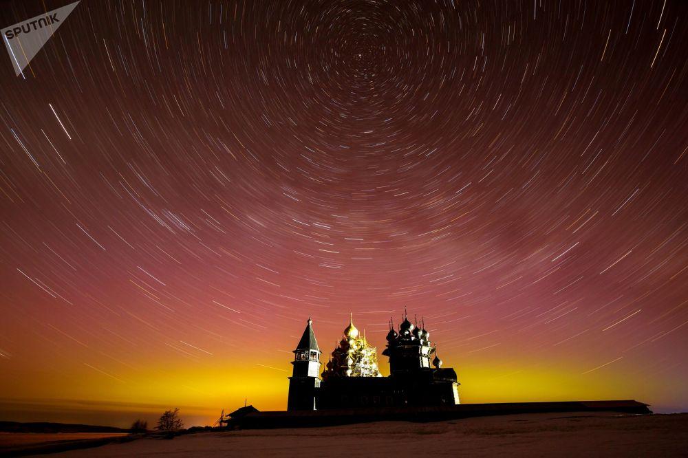Skansen Kiży w Karelii