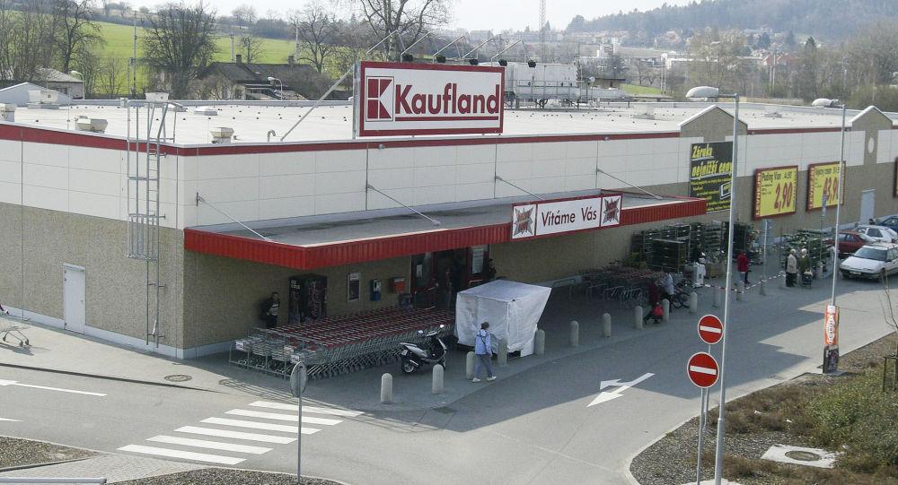Sklep Kaufland w Czechach