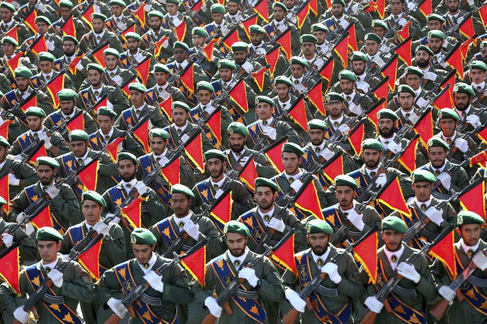 Irański Korpus Strażników Rewolucji Islamskiej