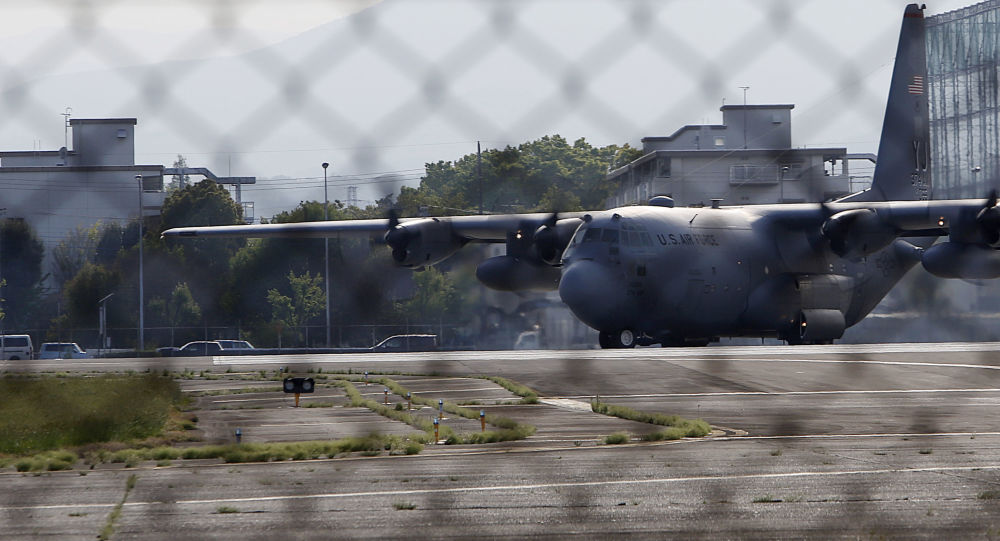 Amerykański samolot S-130