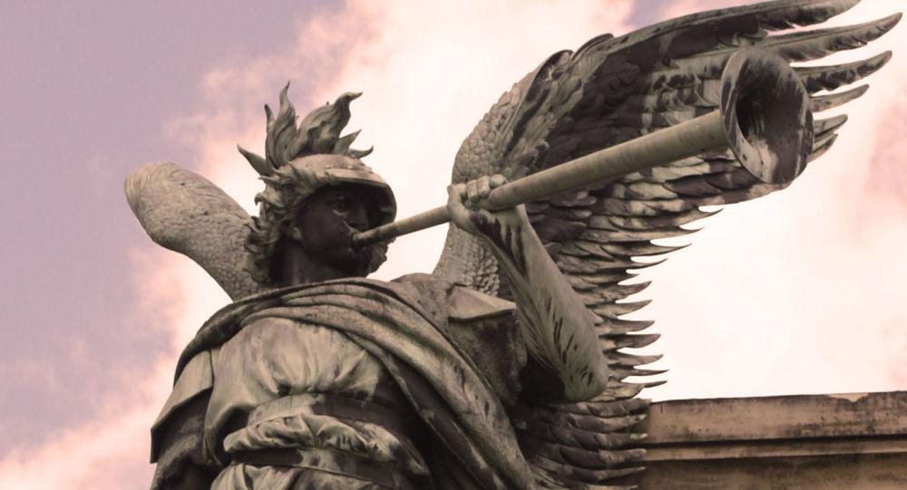 Pomnik Niederwald w Niemczech