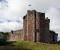 Zamek Doune  w hrabstwie Stirling w centralnej Szkocji