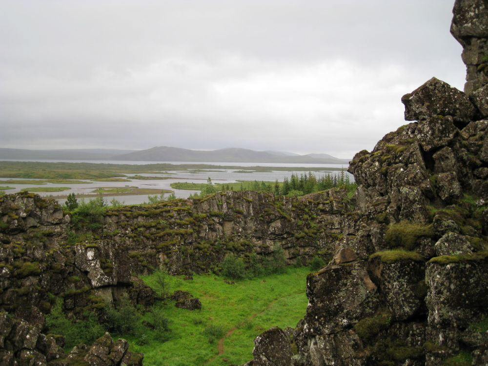 Park Narodowy Golden Circle Thingvellir