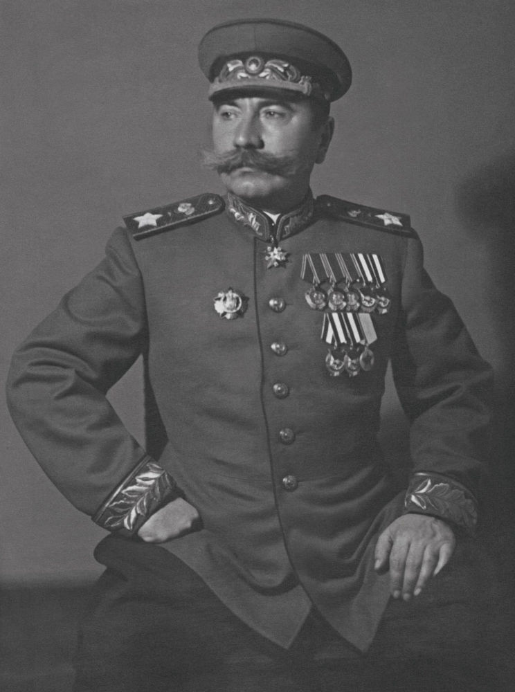 Siemion Budionny