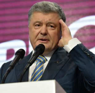 Obecny prezydent Ukrainy Petro Poroszenko