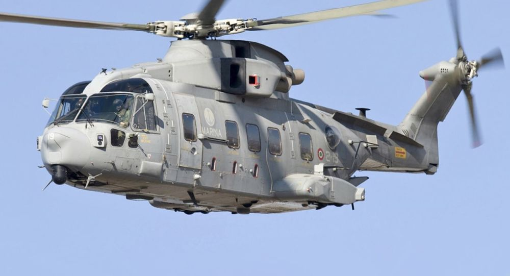 AgustaWestland AW101
