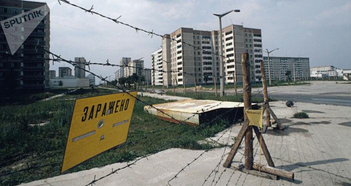Prypeć, 1986 rok