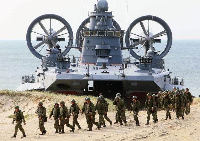Ćwiczenia wojskowe Rosji i Białorusi