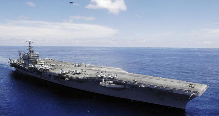 Lotniskowiec USS Abraham Lincoln