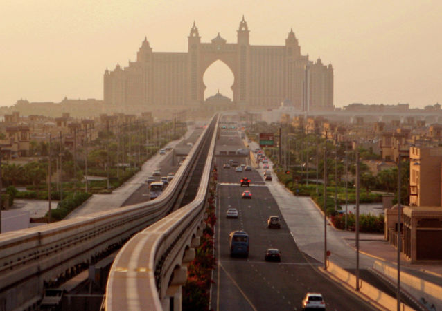 Palma Jumeirah w Dubaju