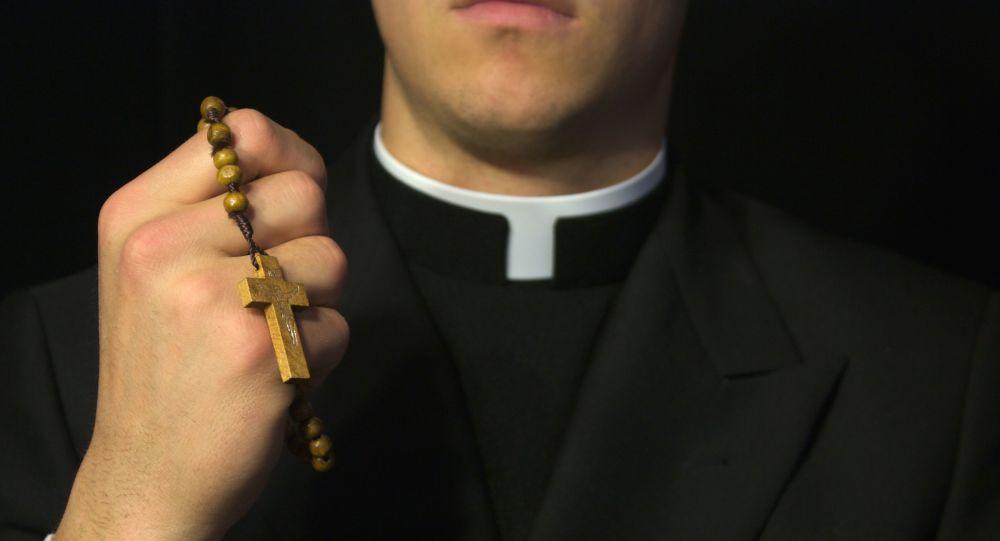 Katolicki ksiądz