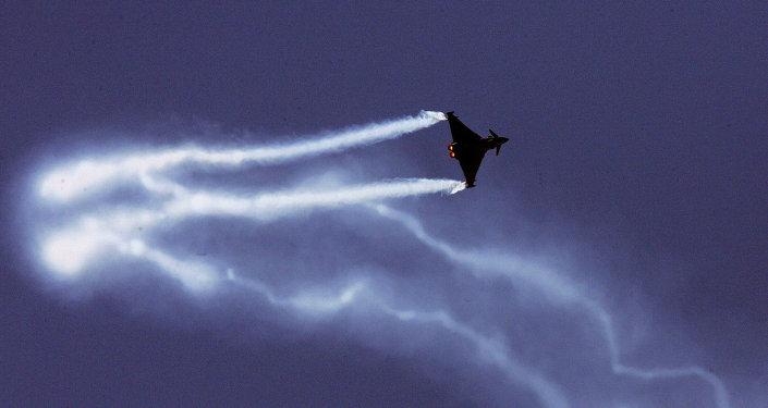 Myśliwiec Eurofighter