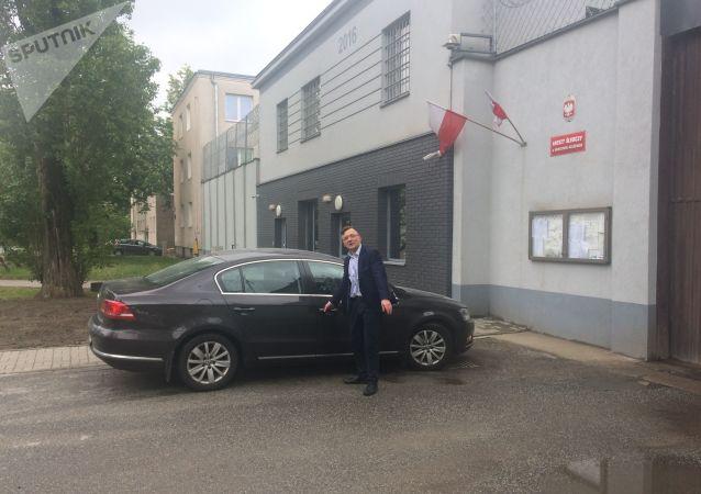 Mateusz Piskorski wyszedł z aresztu
