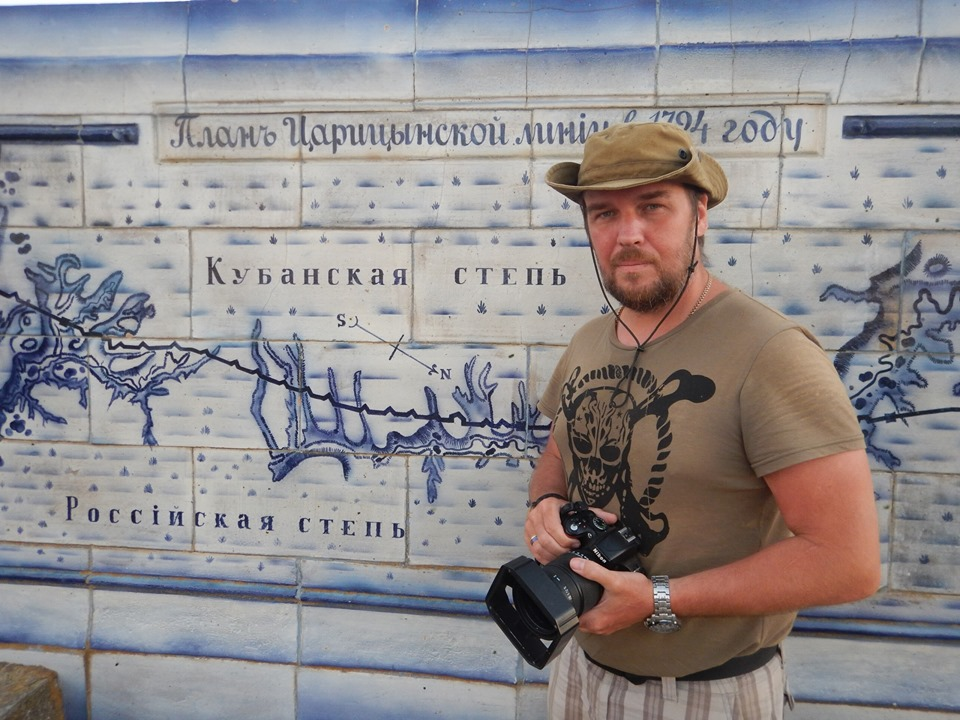 Rosyjski ufolog Nikołaj Subbotin