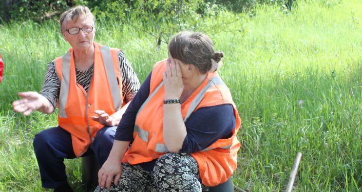 Pracownice komunalne na Mierzei Wiślanej mają nadzieję, że UE nie pozwoli Polsce na przekop