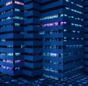 Neonowe Tokio w obiektywie Toma Blachforda