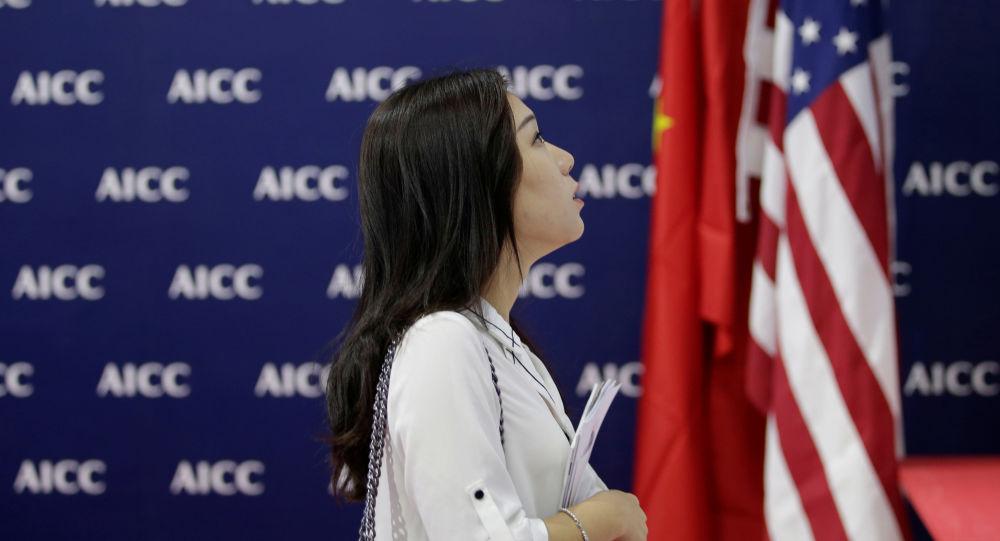 Stosunki handlowe pomiędzy USA i Chinami. Wojna handlowa