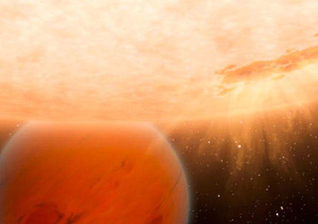 """Egzoplaneta NGTS-4b na """"Pustyni Neptunowej"""""""