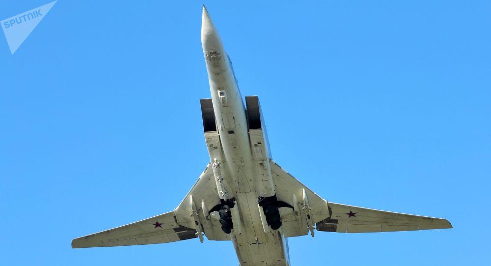 Zmodernizowany bombowiec dalekiego zasięgu Tu-22M3M
