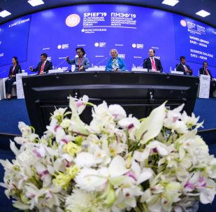 Międzynarodowe Forum Ekonomiczne w Petersburgu