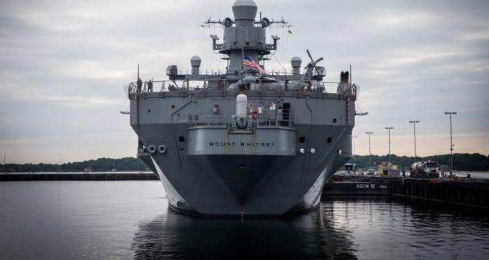 Manewry krajów członkowskich NATO BALTOPS 2019
