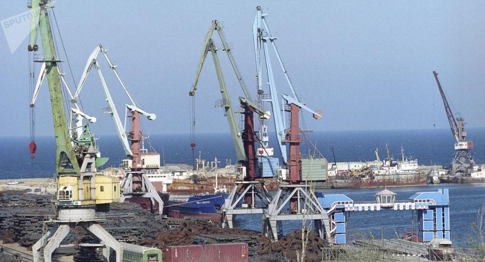 Port Machaczkały