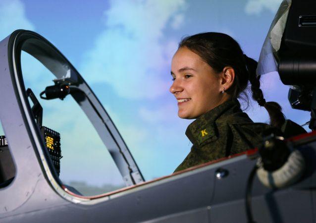 W Rosji za sterami myśliwców usiądą kobiety