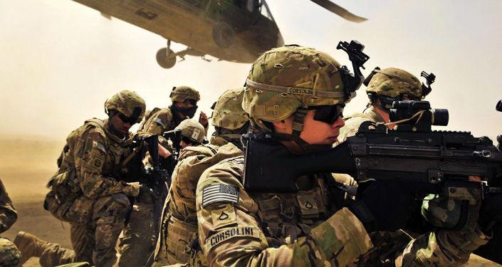Amerykańscy wojskowi